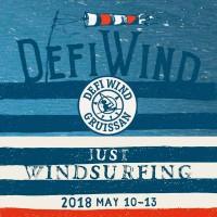 Defi Wind Windsurf Race Event Gruissan