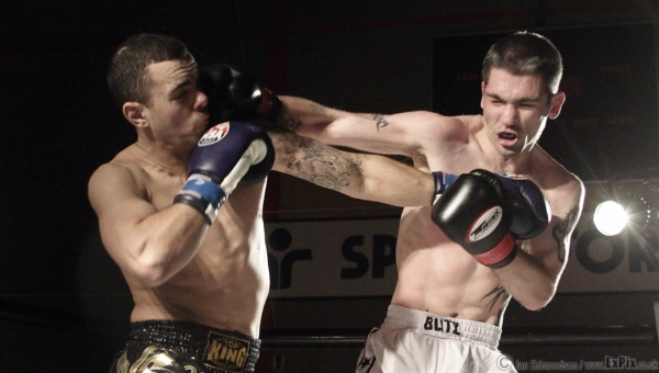Battle in the Bay 9 MMA and Kick Boxing in North Wales
