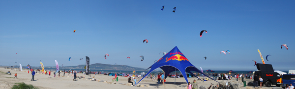 Battle Of The Bay - Kitesurfing Festival at Dollymount Beach