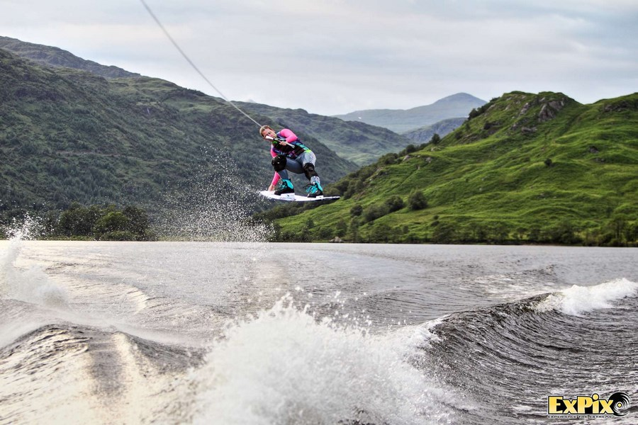 Loch Lomond Wakeboarding's Loch Stock Wakeboard Competition